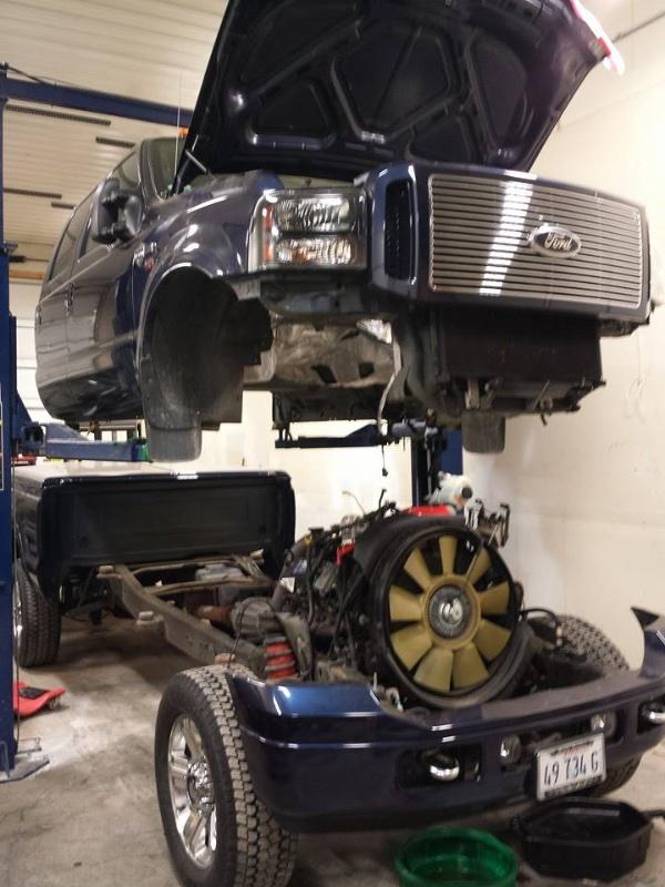 diesel repair edgerton
